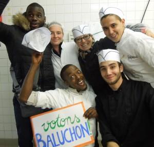 équipe Baluchon